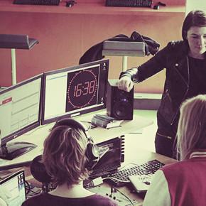 Macht mit, seid Radio!