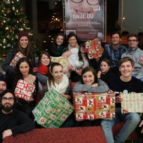 GUERICKE FM singt Weihnachtslieder