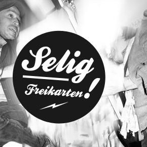 GUERICKE FM verlost Selig-Tickets