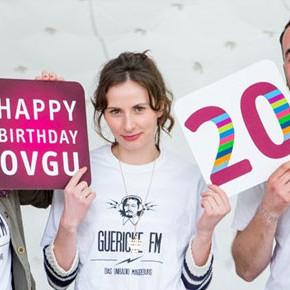 GUERICKE FM gratuliert - 20 Jahre OVGU!