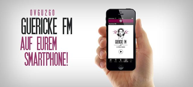 Guericke FM mit ovgu2go unterwegs hören!