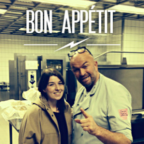 BON APPÉTIT: Telekom Campus Cooking Tour