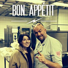 BON APPÉTIT: Telekom Campus Cooking Tour