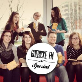 GUERICKE FM Spezial: Bücherfest umGeblättert