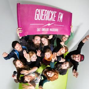 GUERICKE FM in der Volksstimme