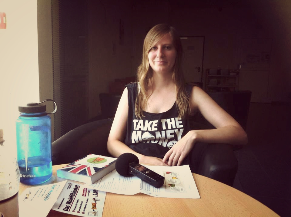 BON APPÉTIT: Foodsharing |  Interview Madeleine Linke