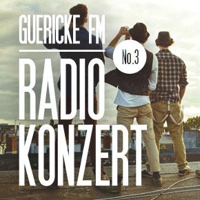 GUERICKE FM Radiokonzert: kollektiv22 | Heute, 15.00 Uhr