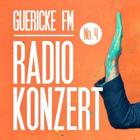 GUERICKE FM Radiokonzert: Tom Lüneburger | Heute, 17.00 Uhr