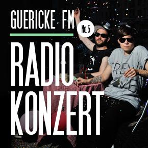 GUERICKE FM Radiokonzert: Tubbe | Heute, 16.00 Uhr