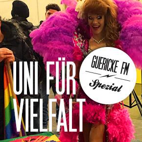 GUERICKE FM Spezial: Uni für Vielfalt