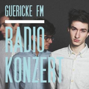 GUERICKE FM Radiokonzert: Chapter 5 | Heute, 13.00 Uhr
