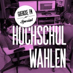 GUERICKE FM Spezial: Hochschulwahlen 2017