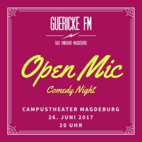Open Mic Night Comedy #1