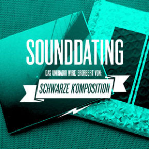 SOUNDDATING: ... erobert von schwarze Komposition
