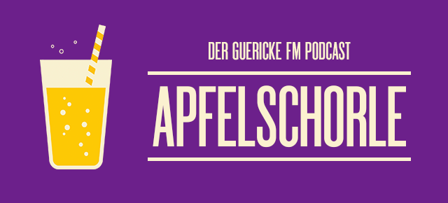 Apfelschorle Podcast | Heute, 19.00 Uhr