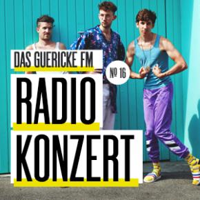 Guericke FM Radiokonzert mit: SOYBOMB
