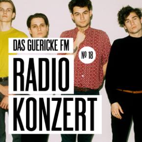 GUERICKE FM Radiokonzert: JEREMIAS