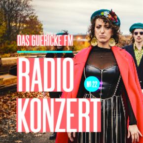 Radiokonzert Kleopetrol | Heute, 13.00 Uhr